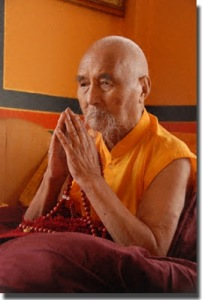 Drubwang Rinpoche