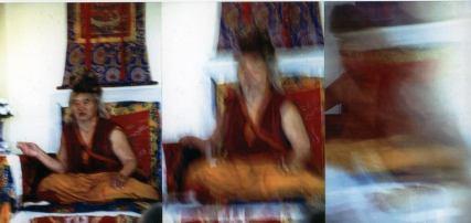 Konchok Norbu Rinpoche attain Buddhahood